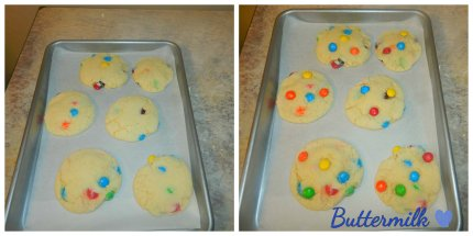 m&m cookies 17